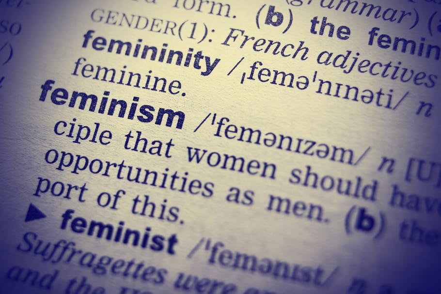 """""""Féminisme"""" est le mot de l'année aux Etats-Unis"""