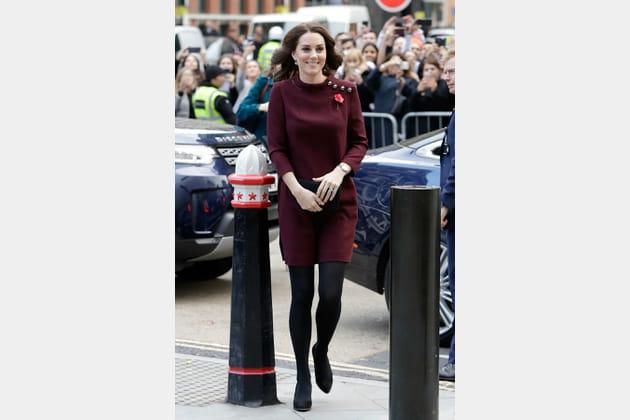 Kate Middleton le 8novembre 2017