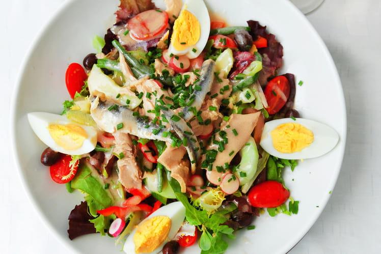 Salade niçoise : la meilleure recette