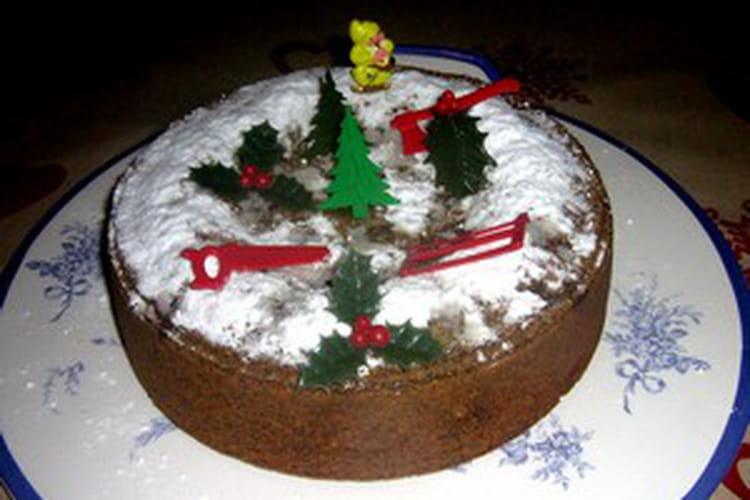 Gâteau au mak