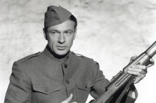 Gary Cooper, la prestance masculine