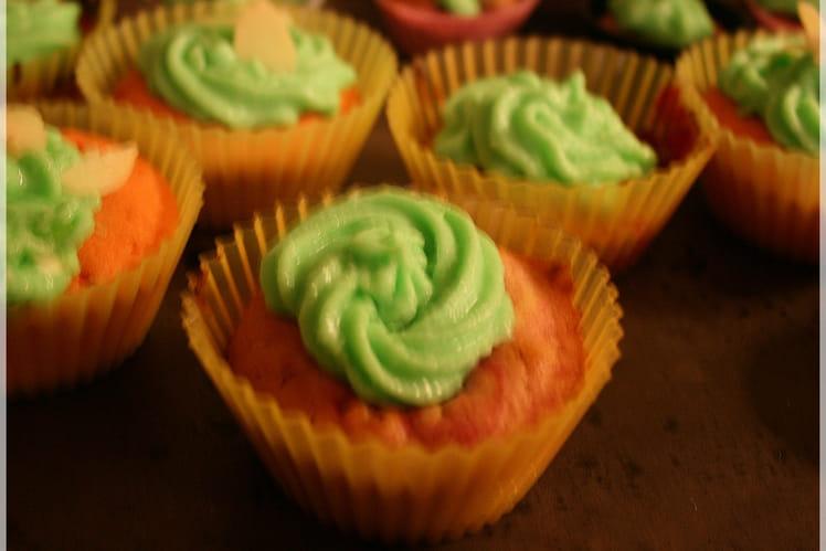 Cupcakes cerise et mascarpone (Vorwerk Thermomix)