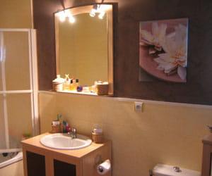 la salle de bains de christine