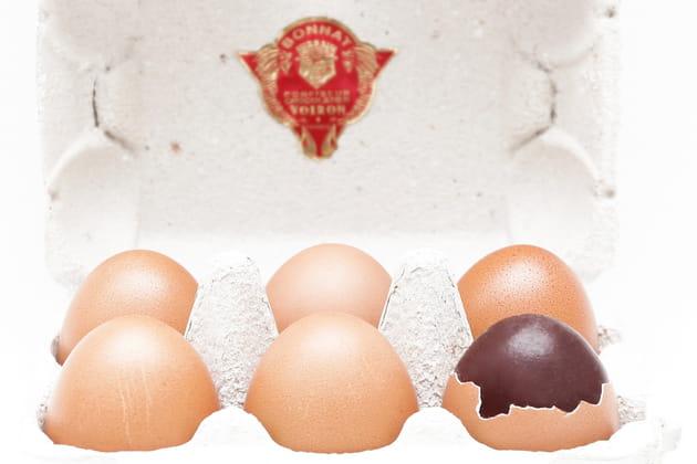La tradition trompe-l'oeil chez Bonnat Chocolatier