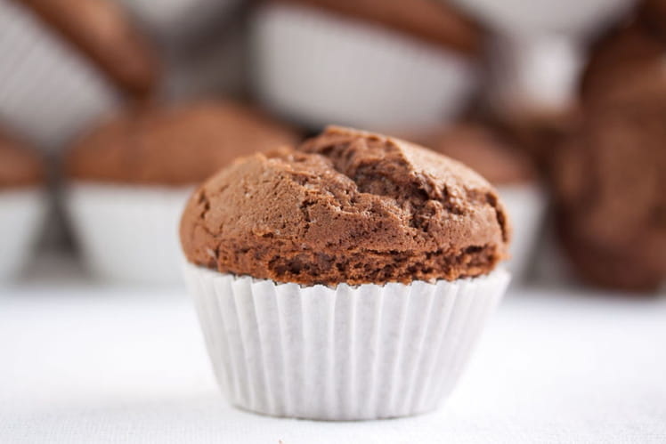 Muffins délicieux au Nutella : la meilleure recette