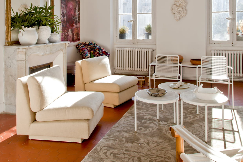 Deco Chambre Ton Taupe salon beige : une déco moderne et lumineuse
