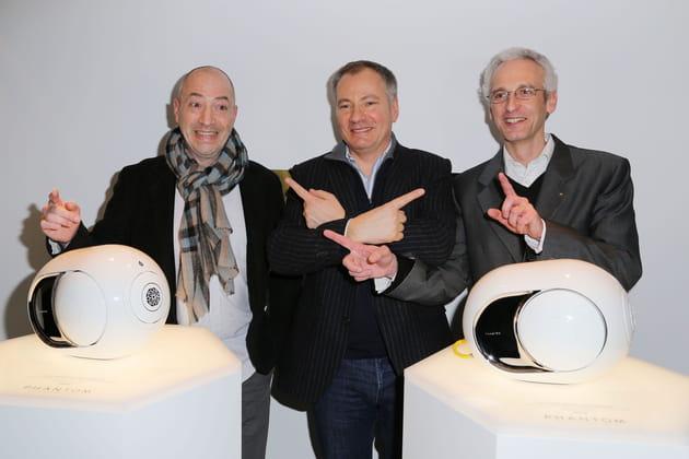 Prix de l'innovation: Quentin Sannié