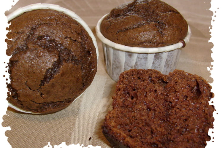 Muffins moelleux patato-choco