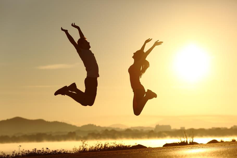 On a trouvé le secret du bonheur...