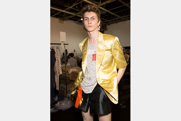 Vivienne Westwood (Backstage) - photo 6