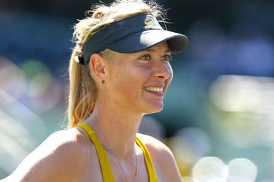 Maria Sharapova se lance dans les soins solaires