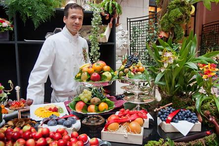 Plaza Athénée : fruitiers