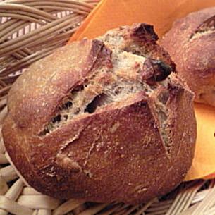 petits pains bios aux noix