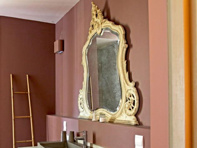 Un miroir ancien