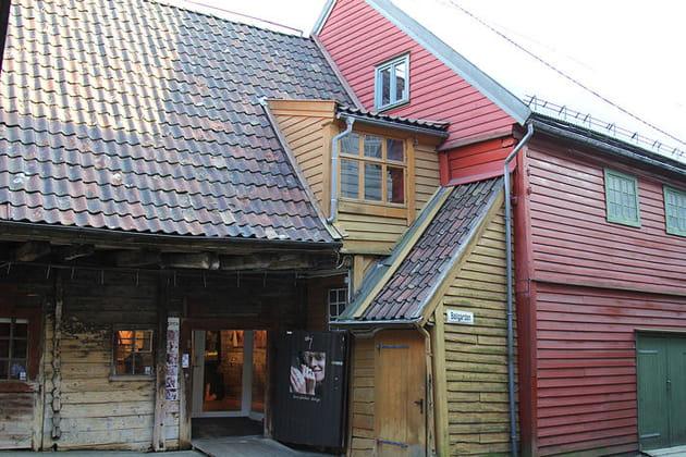 Bryggen, la mus(é)e