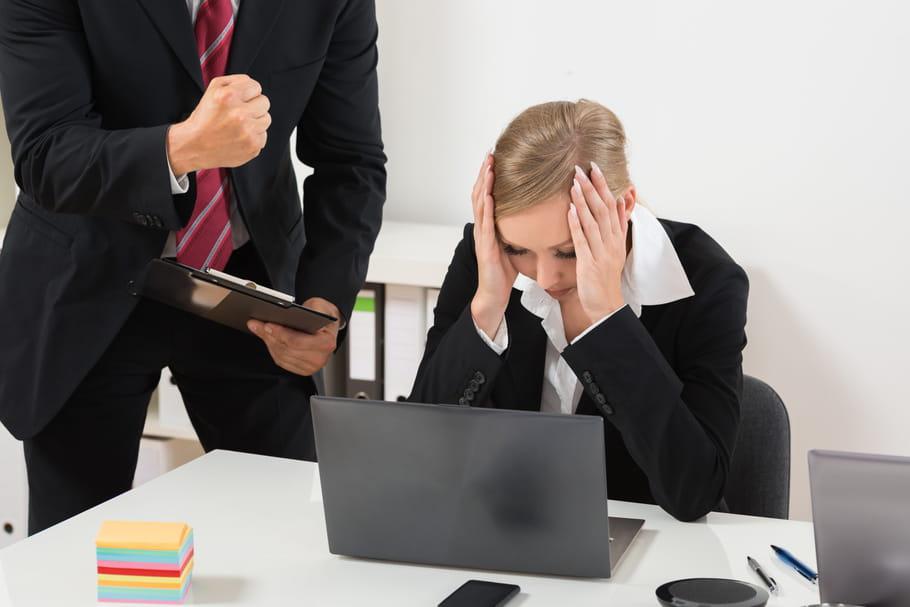 Harcèlement au travail: quels recours pour la victime?