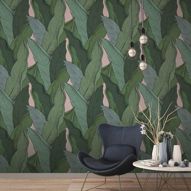 Papier peint Leaf par PaperMint