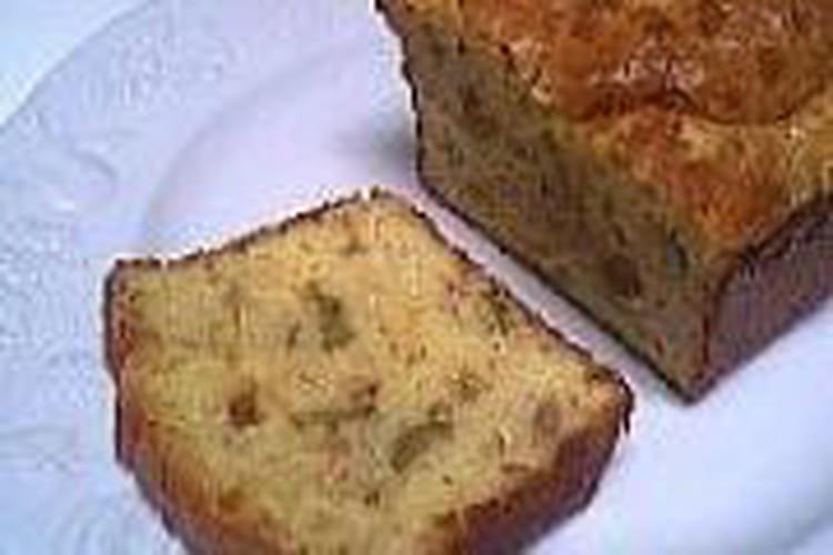 Cake à la moutarde