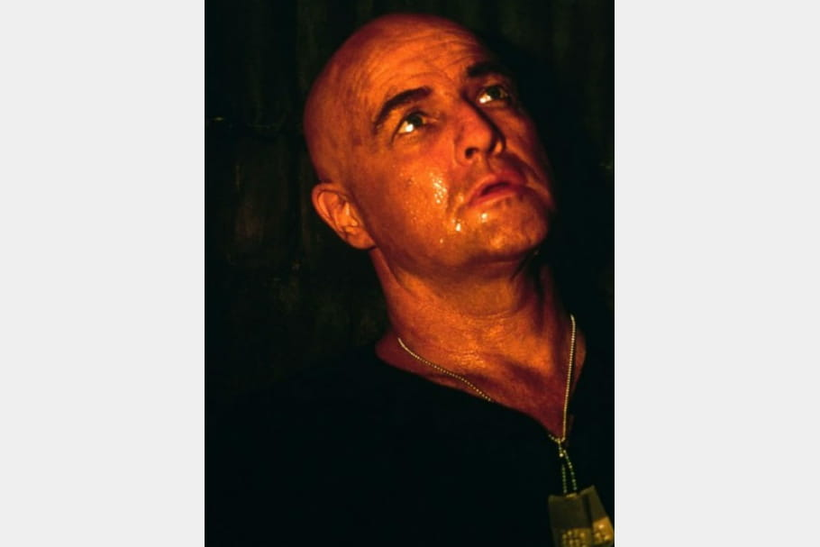 Mort Marlon Brando Apocalypse Now, 1979