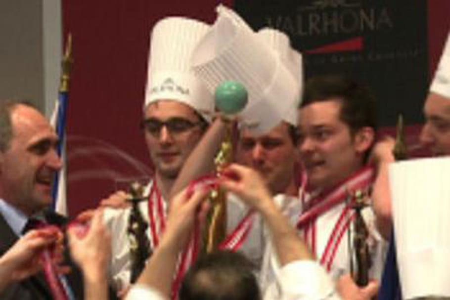 La France, championne du monde de pâtisserie 2013 !