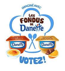 logo vote danette