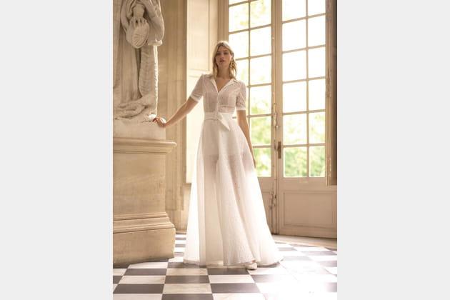 Robe de mariée Ambre, Marie Laporte 2020