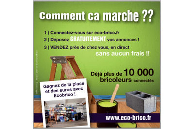 Eco-brico.fr: le bricolage convivial à petit budget