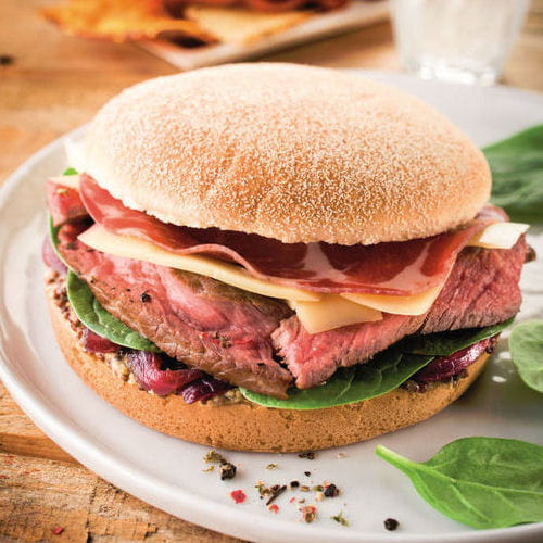 Burger g ant brioch du terroir - Cuisine belge recettes du terroir ...