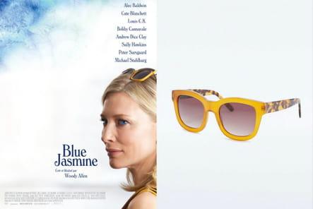 """Des lunettes de soleil façon Jasmine dans """"Blue Jasmine"""""""