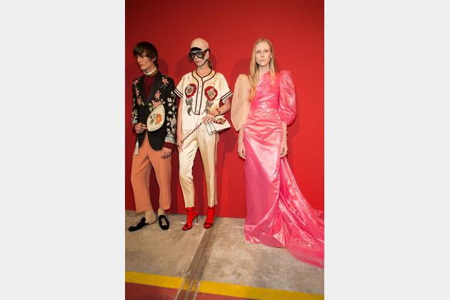 Gucci (Backstage) - photo 43