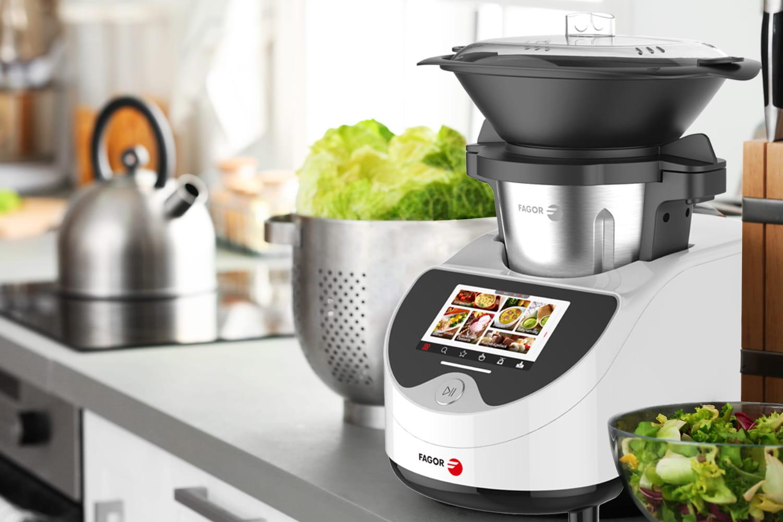 Fagor connect: le nouveau robot de cuisine de Carrefour