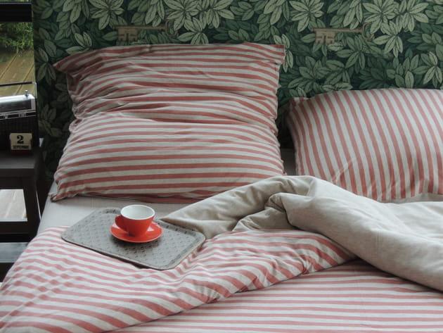 Parure de lit réversible par Waiting for Alice