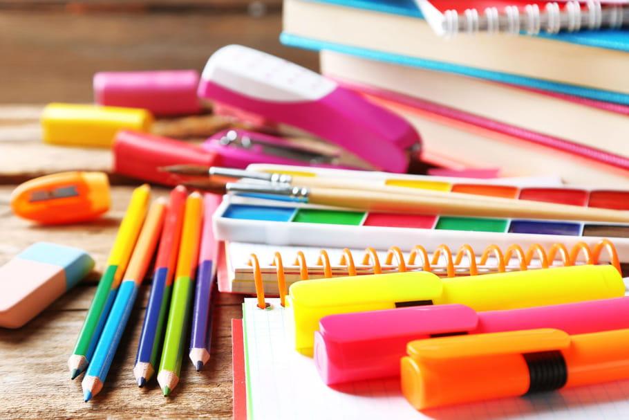 Fournitures scolaires: les nouveautés pour la rentrée