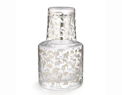 carafe et verre de the conran shop