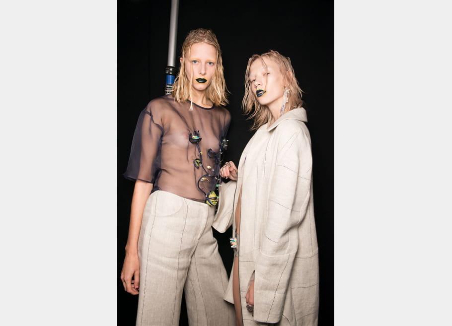 Fashion East (Backstage) - photo 28