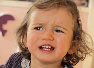 l'enfant qui pleurniche est un vrai calvaire pour les oreilles d'un adulte