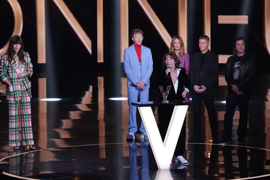 Victoires de la Musique: Yseult sexy, Pomme en pleurs, Birkin en famille et Biolay sacrés [PHOTOS]