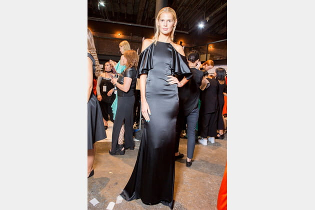Christian Siriano (Backstage) - photo 15