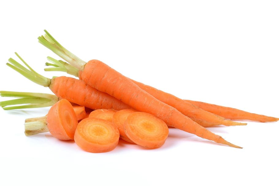 Everything about the carrot: choosing it, cooking it, storing it ...