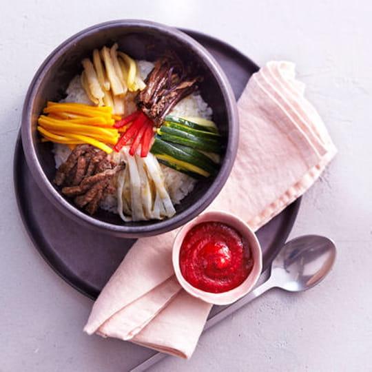 13 recettes aux saveurs de Corée du Sud