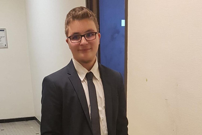 """Témoignage de Rémi, 13ans: """"Mon cancer, c'est ce qui me rend fort"""""""