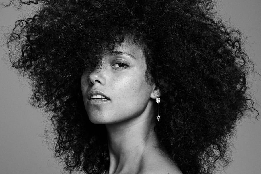 """Alicia Keys dévoile """"Here"""", un nouvel album engagé"""