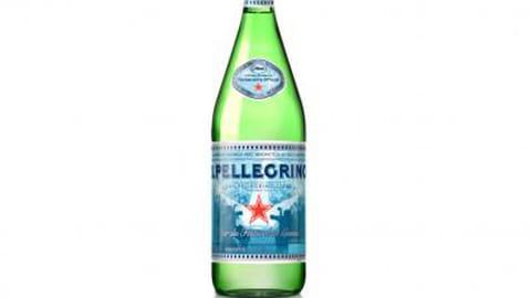 San Pellegrino : une bouteille spécial festival de Cannes 2013