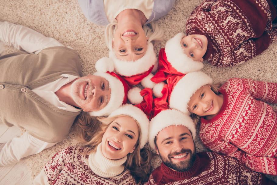 10jeux de Noël pour s'amuser en famille