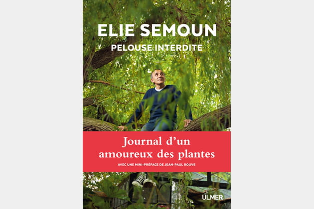Livre Pelouse interdite d'Elie Semoun