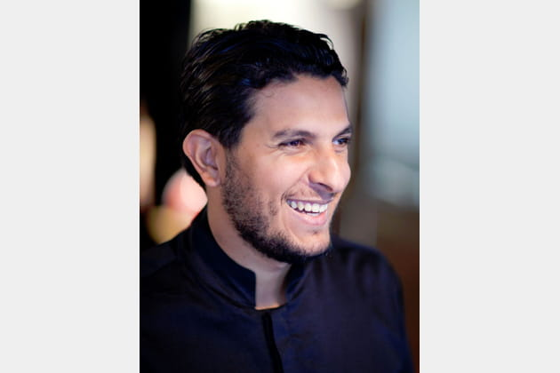 Akrame Benallal, chef du restaurant Akrame