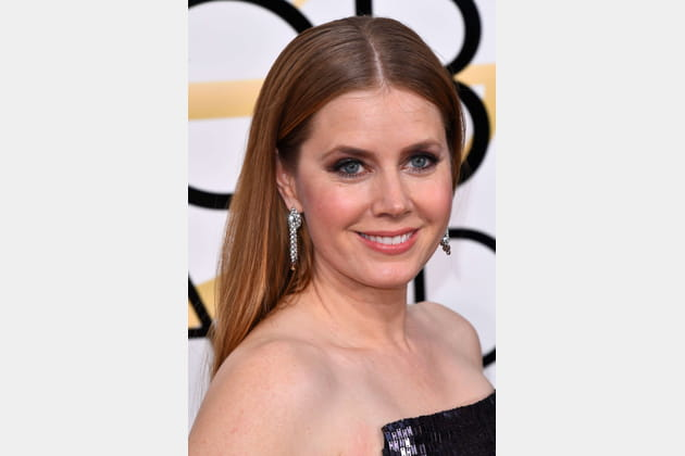 La coiffure impeccable d'Amy Adams