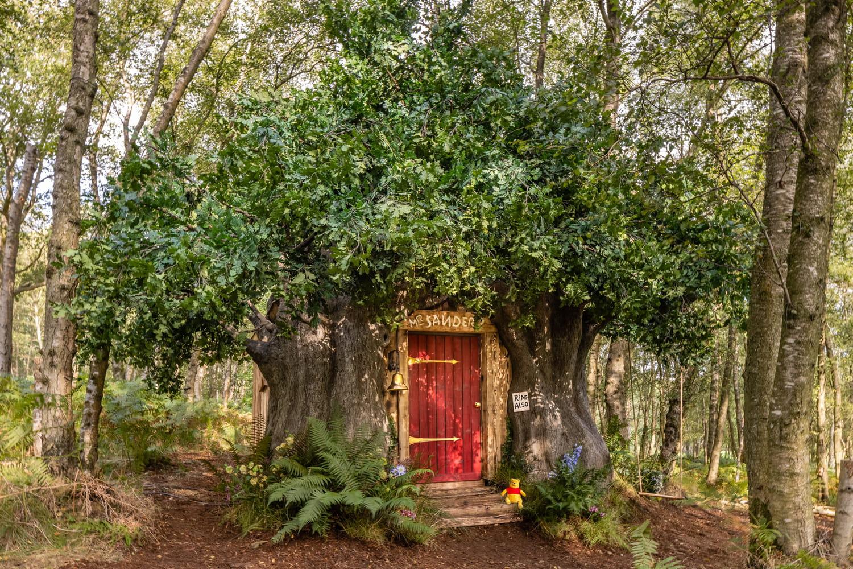 La maison de Winnie l'Ourson est à louer sur Airbnb!