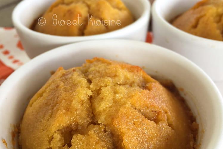 Gâteaux à la semoule de blé et à l'orange