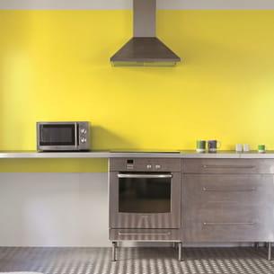 peinture jaune de tollens